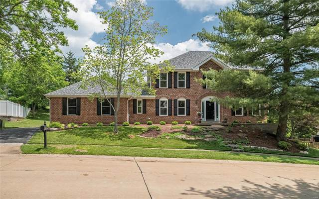 1912 Farm Valley, Chesterfield, MO 63017 (#20038386) :: RE/MAX Vision