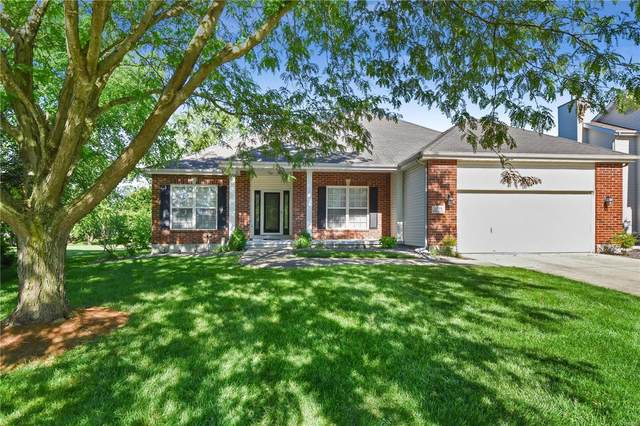2205 Birmingham Drive, Shiloh, IL 62221 (#20038423) :: The Becky O'Neill Power Home Selling Team