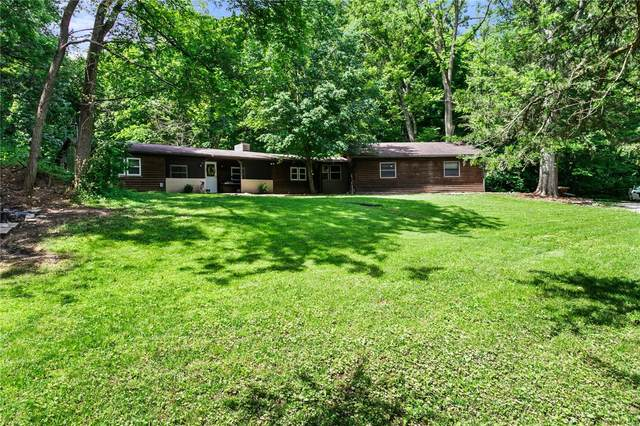 7657 Old Lemay Ferry Road, Barnhart, MO 63012 (#20038446) :: Parson Realty Group
