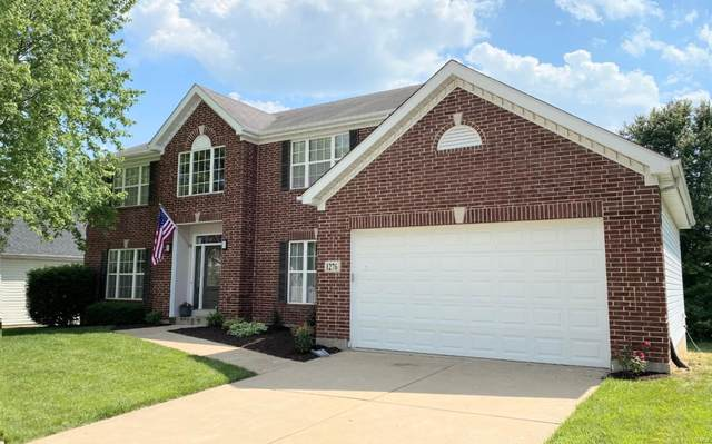 1276 Hermans Orchard, Florissant, MO 63034 (#20038452) :: Parson Realty Group