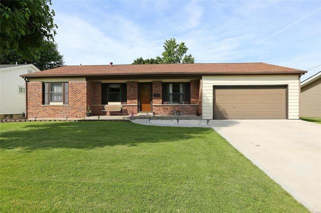 841 Townhouse Lane, Hazelwood, MO 63042 (#20038454) :: Parson Realty Group
