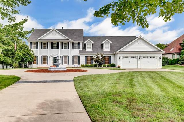 335 Yard Drive, Lake St Louis, MO 63367 (#20038458) :: St. Louis Finest Homes Realty Group
