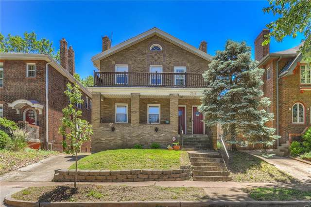 7316 Tulane Avenue, St Louis, MO 63130 (#20038464) :: St. Louis Finest Homes Realty Group