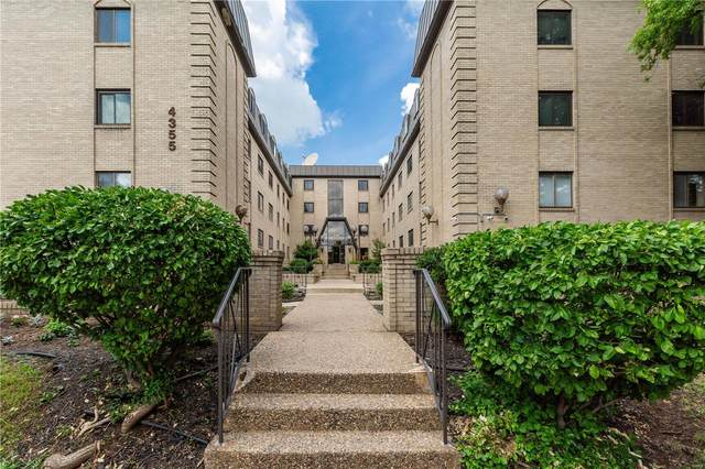 4355 Maryland Avenue #231, St Louis, MO 63108 (#20038486) :: The Becky O'Neill Power Home Selling Team