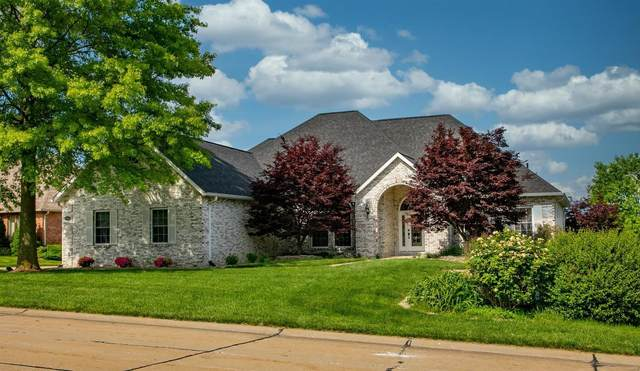 7346 Wolfrun Trail, Fairview Heights, IL 62208 (#20038499) :: Sue Martin Team