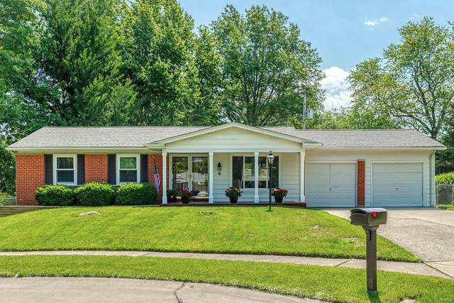 4 Concord Court, Florissant, MO 63033 (#20038501) :: Parson Realty Group