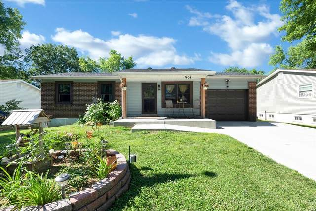 1404 Birch, Pacific, MO 63069 (#20038507) :: St. Louis Finest Homes Realty Group