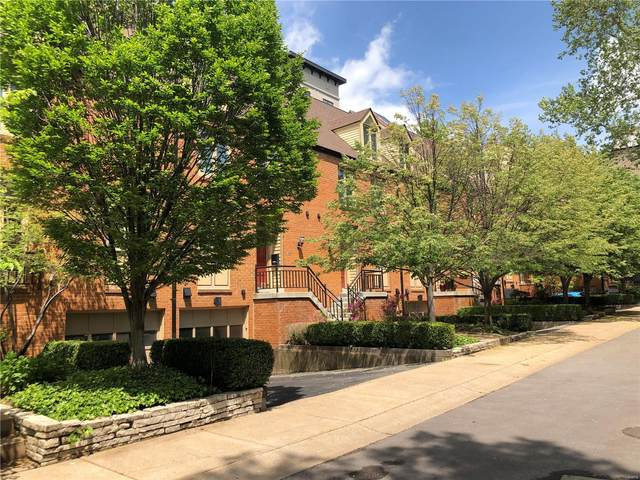 111 W Pine Place #13, St Louis, MO 63108 (#20038515) :: The Becky O'Neill Power Home Selling Team