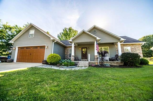 2363 Willow Brook Lane, Poplar Bluff, MO 63901 (#20038543) :: Parson Realty Group