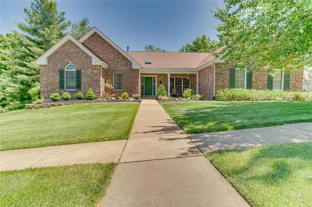18180 Bent Ridge Drive, Wildwood, MO 63038 (#20038552) :: The Becky O'Neill Power Home Selling Team