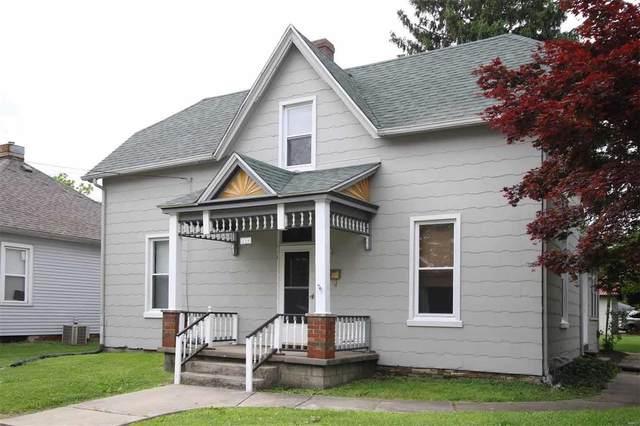 438 Spring, Collinsville, IL 62234 (#20038563) :: Sue Martin Team