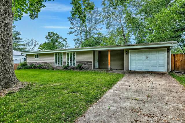 603 Wicklow, Manchester, MO 63021 (#20038595) :: Parson Realty Group