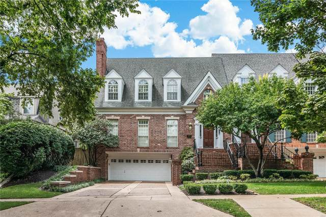 211 N Bemiston Avenue, Clayton, MO 63105 (#20038597) :: Parson Realty Group