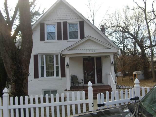2703 Summit Avenue, St Louis, MO 63114 (#20038609) :: Peter Lu Team