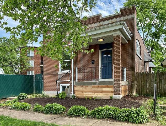 4028 Phillips Avenue, St Louis, MO 63116 (#20038680) :: The Becky O'Neill Power Home Selling Team