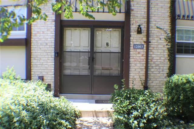12003 Villa Dorado, St Louis, MO 63146 (#20038682) :: The Becky O'Neill Power Home Selling Team