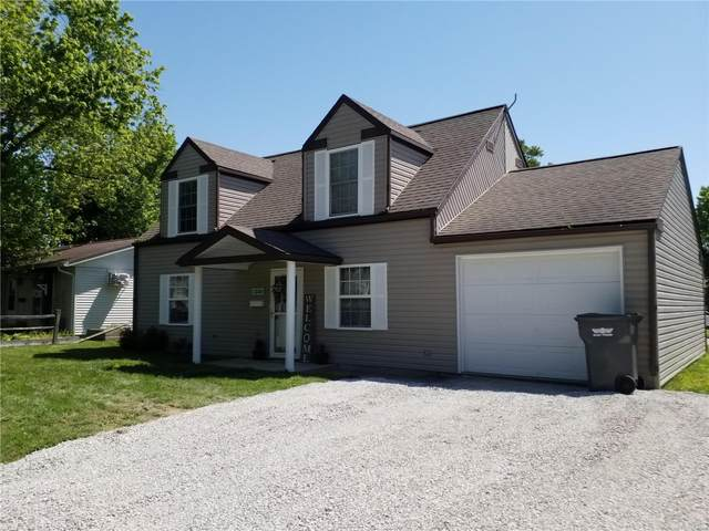 1204 Thompson, CARTERVILLE, IL 62918 (#20038749) :: Parson Realty Group