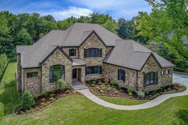 8 Robindale Drive, Ladue, MO 63124 (#20038777) :: Clarity Street Realty