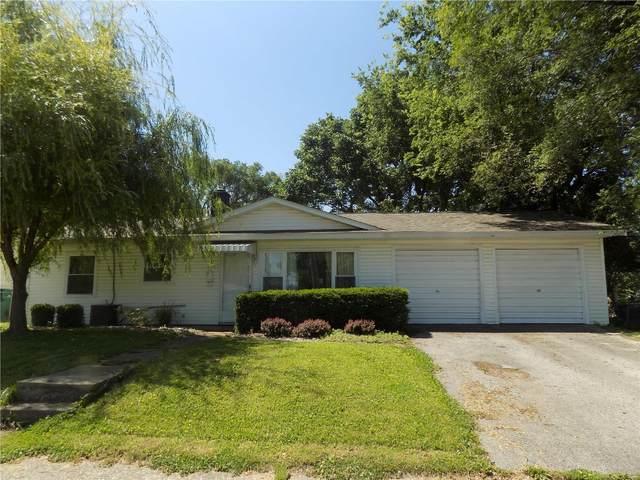 2104 Saint Clair Avenue, Granite City, IL 62040 (#20038784) :: Fusion Realty, LLC