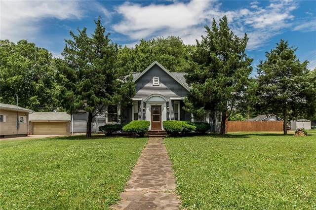 1109 E St Louis Street, WEST FRANKFORT, IL 62896 (#20038812) :: The Becky O'Neill Power Home Selling Team