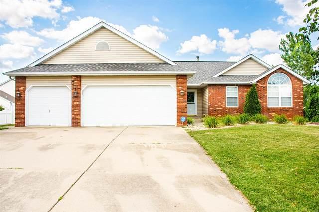205 Fairington Drive, Troy, IL 62294 (#20038837) :: Parson Realty Group