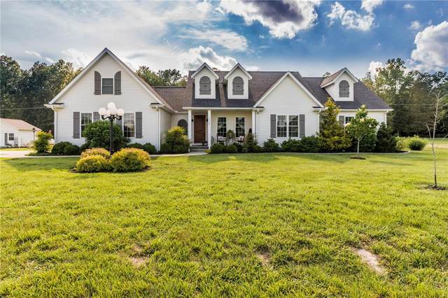 14729 Followell Drive, MARION, IL 62959 (#20038880) :: Parson Realty Group