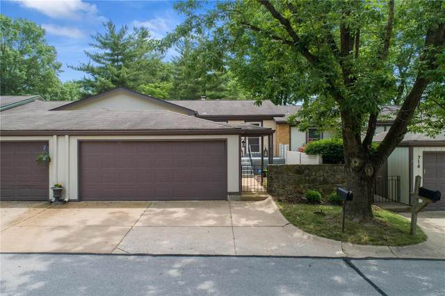 718 Knickerbacker Drive, Manchester, MO 63021 (#20038891) :: The Becky O'Neill Power Home Selling Team