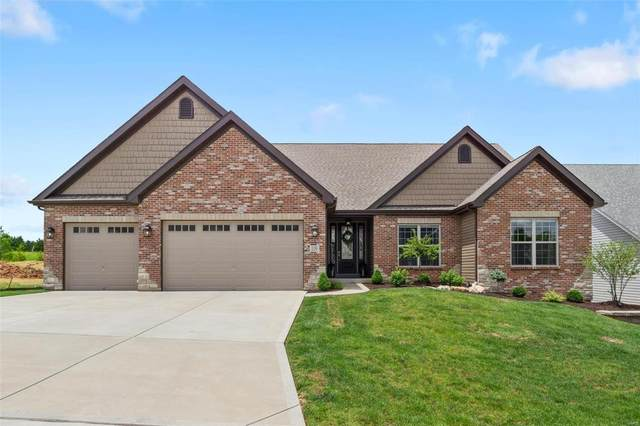109 Eagle Estates Drive, Lake St Louis, MO 63367 (#20038952) :: St. Louis Finest Homes Realty Group