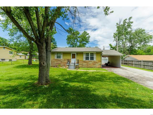 845 Sun Valley Drive, Arnold, MO 63010 (#20039043) :: Kelly Hager Group | TdD Premier Real Estate