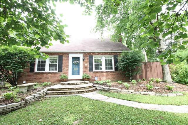 740 N Laclede Station Road, Webster Groves, MO 63119 (#20039107) :: Clarity Street Realty