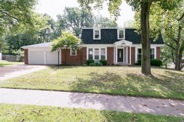 2009 Barnhill Court, St Louis, MO 63146 (#20039118) :: Clarity Street Realty