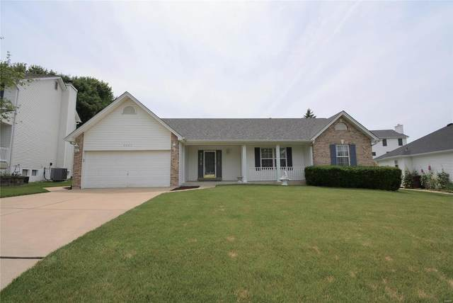 3005 Cedarshade Court, Saint Peters, MO 63376 (#20039138) :: RE/MAX Vision