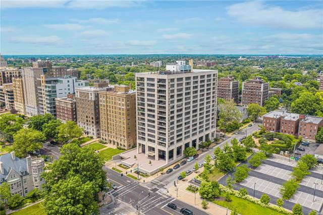 4501 Lindell Boulevard 10B, St Louis, MO 63108 (#20039148) :: The Becky O'Neill Power Home Selling Team