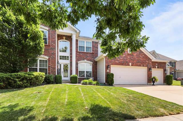 2 Remington Place Court, Ballwin, MO 63021 (#20039156) :: Kelly Hager Group | TdD Premier Real Estate