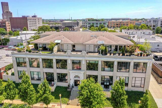 4200 Laclede Avenue #201, St Louis, MO 63108 (#20039166) :: Walker Real Estate Team