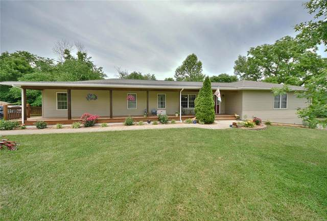 5818 Highway T, Augusta, MO 63332 (#20039224) :: Parson Realty Group