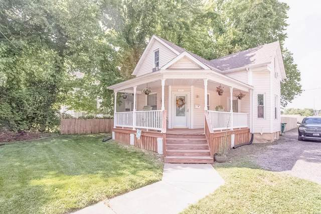 414 W 3rd Street, O'Fallon, IL 62269 (#20039295) :: The Becky O'Neill Power Home Selling Team