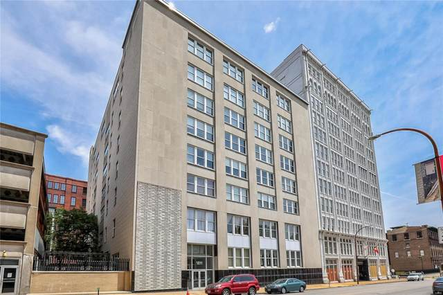 1511 Locust Street #305, St Louis, MO 63103 (#20039301) :: The Becky O'Neill Power Home Selling Team