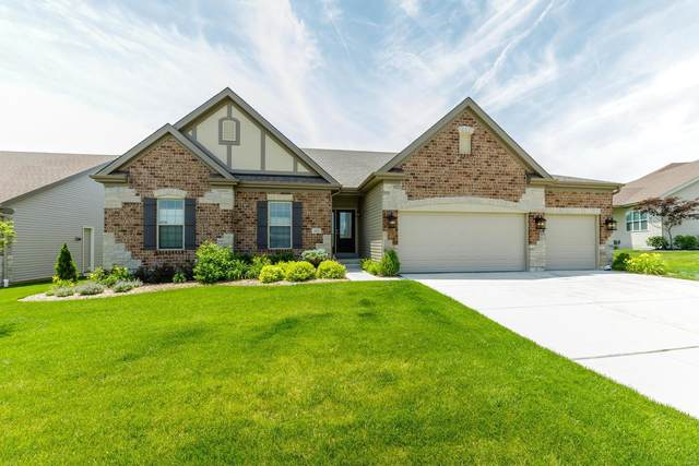 604 Ridgepointe Valley Court, Lake St Louis, MO 63367 (#20039353) :: Barrett Realty Group