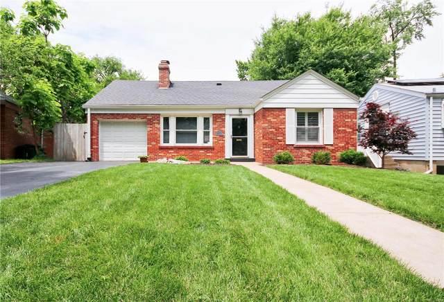 8749 Litzsinger Drive, St Louis, MO 63144 (#20039376) :: Realty Executives, Fort Leonard Wood LLC