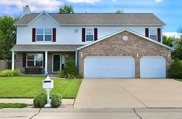 8018 Austin, Troy, IL 62294 (#20039395) :: The Becky O'Neill Power Home Selling Team