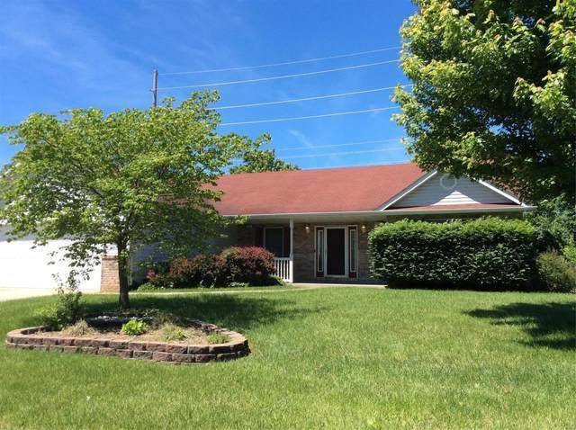 761 Cedar Mill Drive, Shiloh, IL 62221 (#20039405) :: Century 21 Advantage