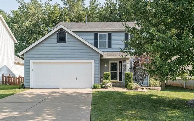 131 Aspencade Circle, Saint Peters, MO 63376 (#20039480) :: The Becky O'Neill Power Home Selling Team