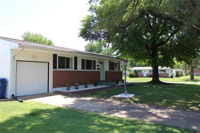 1005 Bellarmine Lane, Florissant, MO 63031 (#20039492) :: St. Louis Finest Homes Realty Group