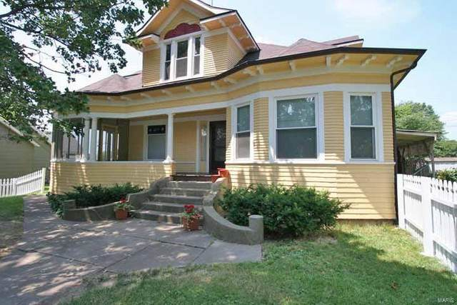 515 S Second Street, Greenville, IL 62246 (#20039517) :: The Becky O'Neill Power Home Selling Team
