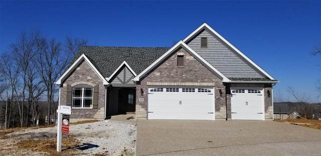 509 Stonewolf Creek Drive, Wentzville, MO 63385 (#20039667) :: The Becky O'Neill Power Home Selling Team