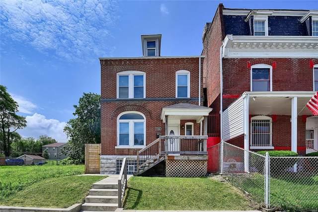 3306 Saint Vincent Avenue, St Louis, MO 63104 (#20039669) :: Parson Realty Group