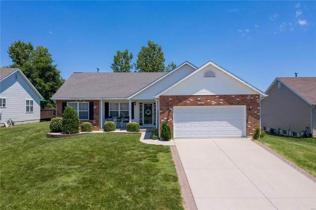 216 Micahs Way, Columbia, IL 62236 (#20039681) :: The Becky O'Neill Power Home Selling Team
