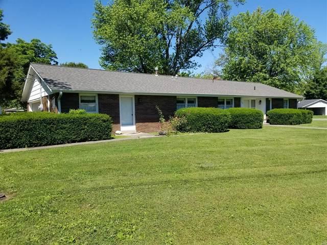 305 N Sparta Street, OKAWVILLE, IL 62271 (#20039690) :: Matt Smith Real Estate Group