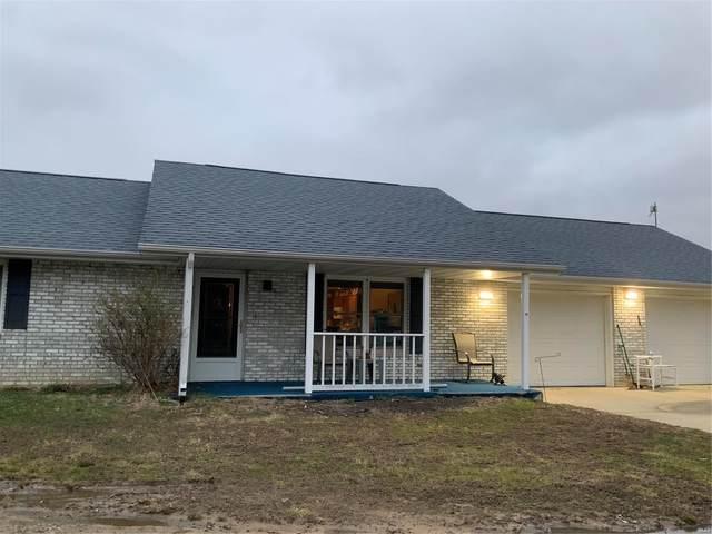 15 Van Buren, Texico, IL 62889 (#20039733) :: The Becky O'Neill Power Home Selling Team